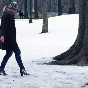 Snow & Central Park, Bliss